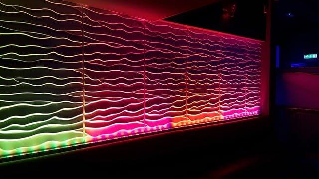 Electrical Installation - London nightclub