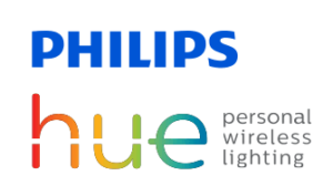 Phillips Hue lighting logo