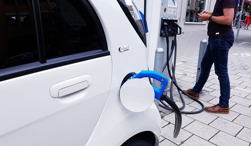 EV Charging points on the Increase