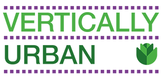 vertically urban logo
