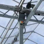 vent control in glasshouse in cottingham