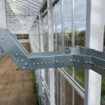 cable containment in glasshouse in cottingham