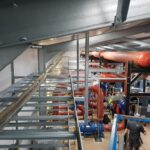 heat source pump project