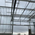 glasshouse roof in Ireland